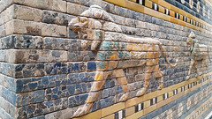 Lions Of Babylon (canaanite98) Tags: lions babylon iraq irak wall ishtar gate babylonia assyria land two rivers mesopotamia babil babel pergamon museum berlin deutschland
