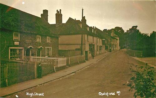 Chelsfield High Street