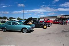 Cars in the Park Event (photo_maan) Tags: lyons ks unitedstatesofamerica usa vintage rebuilt antique event automotive carshow customcars kansas refurbished cars