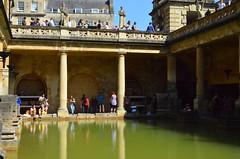 The Roman Baths, Bath, U.K. (hay579) Tags: romans bathuk romanbaths