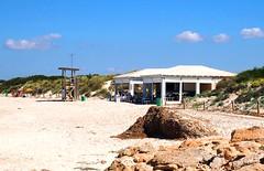 Beachbar es trenc (EdgarJa) Tags: beachbar strandbar bar playa strand beach espania spanien spain baleares balearen mallorca