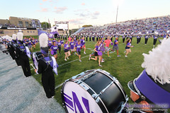Welcome, #NU2020 and #NUtransfers! (NUbands) Tags: b1gcats chicago evanston florida footballinparadise illinois nu2020 numb northwestern northwesternuniversity northwesternuniversitywildcatmarchingband outbackbowl tampabay band marchingband music students