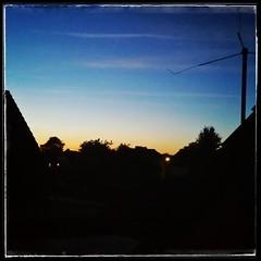 good night (noisy__nisroc) Tags: sky clouds instagram mobil