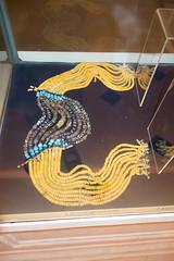 Iban bead necklace (quinet) Tags: 2015 aborigne borneo iban kuching kuchingtextilemuseum malaysia muziumnegerisarawak perlen sarawak sarawakstatemuseum ureinwohner aboriginal beads native perles