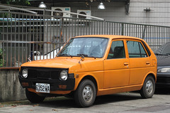 Daihatsu Max Cuore 360 (rvandermaar) Tags: daihatsu max cuore 550 daihatsufellow daihatsumax daihatsumaxcuore daihatsucuore 360 taiwan