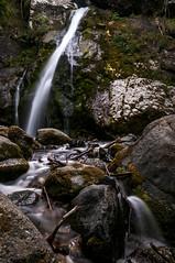 Cascata della Ravezza (Emanuele Pansecco) Tags: parco dellaveto d300 cascata rocce acqua waterfall lonx exposure lunga esposizione filtro nd