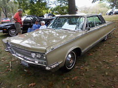 1966 Chrysler New Yorker (splattergraphics) Tags: 1966 chrysler newyorker cbody mopar carshow hagleymuseum wilmingtonde
