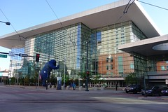 Colorado Convention Center (pelican) Tags: dscrx100 denver ccc coloradoconventioncenter