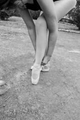 puntas (rosalgorri1) Tags: ballet puntas amiga
