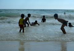 Fun times at the local beach in Pedernales (little_duckie) Tags: bahiadelasaguilas pedernales dominicanrepublic republicadominicana caribbean beach laplaya