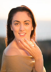 Westcott Omega Eloise (M 2Shea) Tags: westcott reflector sunset natural light model f18 sony a7rii zeiss carlzeiss omega shoot through brighton east sussex lightroom stand bowens silver prime 85mm nd4 nd manual eye auto focus coast top