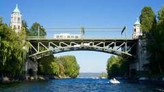 DSC01796 (cameronalvarado) Tags: university stadium lake lakeunion boating union seattle washington uw bridge bridges