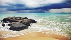 Stormy Weather (KPictures Fotografie) Tags: sardinien sardegna italy europe travel landscape nature outdoor sky ocean wave