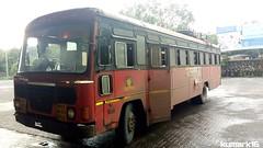 Ratnagiri  bhivandi  @thane khopat (kumark9702) Tags: msrtc st