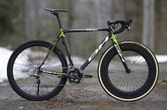 The BH (ToucanLife) Tags: road bike bicycle cycling cross bokeh cx biking carbon tubular cyclocross bh rx1 dugast lightbicycle