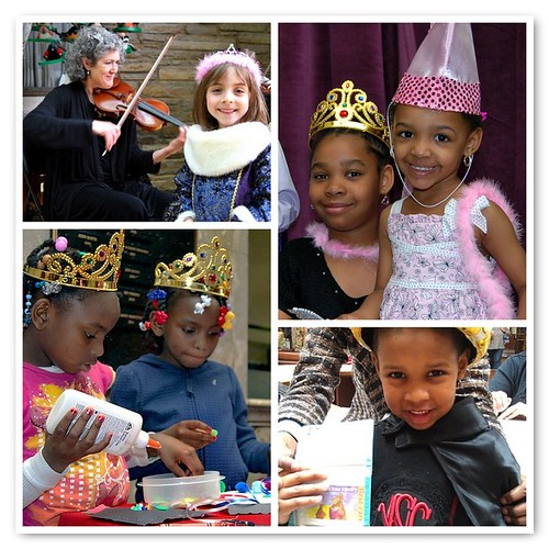 Fairy Tale Festival at the Pratt Library