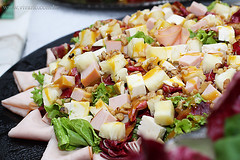 Salada  California (Vivano Grill) Tags: salad nuts mel lettuce honey pineapple mustard oliveoil salada steakhouse churrascaria abacaxi mostarda nozes alface radicchio azeite whitecheese peitodeperu queijobranco vivanogrill