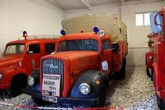 Eisenbahn- und Technikmuseum Prora - Opel Blitz Feuerwehr (www.nbfotos.de) Tags: truck blitz feuerwehr opel lkw technikmuseum prora eisenbahnmuseum inselrgen