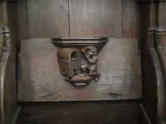 Burnt (su-lin) Tags: old travel church amsterdam oudekerk