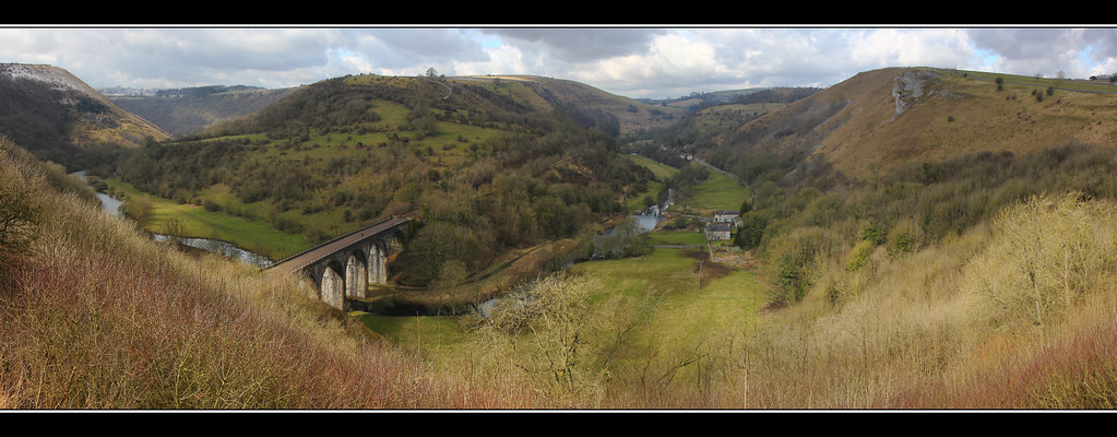 The Famous Monsal Head Viewpoint