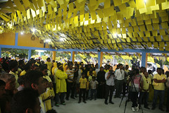 President Nasheed Laamu Atoll visit & Launch of MDP guest house policy (dying regime) Tags: people tourism beach democracy support tourists return launch elections maldives direct citizens guesthouse gan policy dhivehi mdp thundi 2013 laamu laamuatoll presidentnasheed raeesnasheed rashugavazeefa raeesnasheed2013