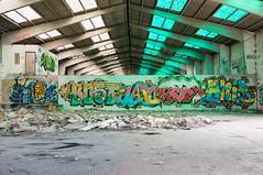 La Fabrica - 82 (r2hox) Tags: graffiti urbanart santiagodecompostela arteurbano abandonedspaces