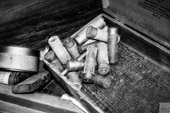 Shotgun Shells (The Dying Light) Tags: abandoned decay ruin old urbanexploration urbexvirginia rural ruralvirginia forgotten rust jdavidphotography jdavidphotos weatherchannel travel weatherchanneltravel cnntravel