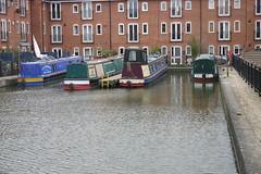 Fenny Stratford Lock - Grand Union Canal (DarloRich2009) Tags: marina boat canal miltonkeynes bedfordshire barge narrowboat mk waterway towpath canalboat grandunioncanal bletchley fennystratford grandjunctioncanal fennystratfordlock