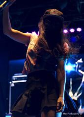 La Mala Rodriguez (Mey Pinkuberry) Tags: parque light people music woman luces la concert mujer spain artist power famous crowd nia musica panama rap omar rapper mala rodriguez rata cantante espaola 2013 rapera andaluza festivalabierto