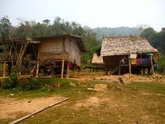 khmu village (katie g*) Tags: trip viaje march asia southeastasia laos marzo 2013 laopdr