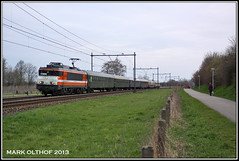 Zevenaar, 13-04-2013 (Mark Rail) Tags: rheingold zevenaar 9905 13482 13483 locon railexperts