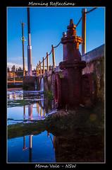 Morning Reflections (StartL Imagery) Tags: reflections mona vale valve tidalpool monavale