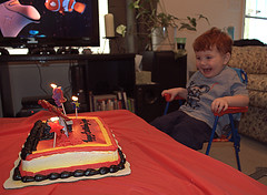 cake! (*Melanie*) Tags: birthday grayson age2