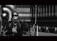 Turfmarkt walk / The Hague (zilverbat.) Tags: urban blackandwhite apple girl monochrome leather fashion mobile blackwhite cool exposure dof wind zwartwit bokeh expression streetphotography streetportrait streetlife streetscene stedelijk timelife cinematic centrum thehague straatbeeld streetshot iphone urbanlife zw expressie streetcandid streetstyle straatfotografie blackwhitephotos straatportret straatfotograaf zwartwitfotografie canonnederland
