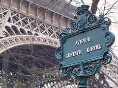 Eiffel (Mrio_Sousa) Tags: paris france tower tour eiffel avenue gustave