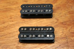 Tobias Toby Pro Custom wound bass pickups (Jack's Instrument Services) Tags: salford luthier the fre guitartech brokenheadstock headstockbreak lowaction guitarrepairs guitaraction talesfromtheworkbench guitarsetups guitarrepairermanchester pickuprewind pickupwinding guitarsetupmanchester
