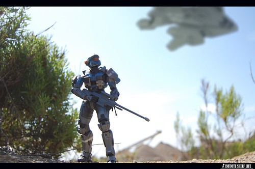 Play Arts Kai Halo Reach Carter