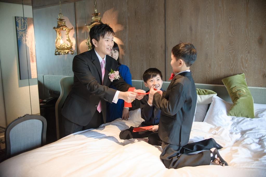婚攝君品酒店