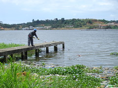 Sampling - Cte d'Ivoire (UNEP Disasters & Conflicts) Tags: water pollution environment development ctedivoire unep sampling naturalresources environmentalassessment unitednationsenvironmentprogramme unepmission uneppostconflictanddisastersmangementbranch