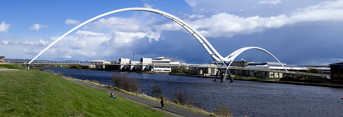 Infinity Bridge Panorama