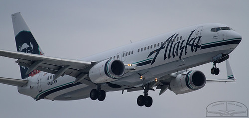 Alaska Airlines Boeing 737-890 N534AS S/N:35202 L/N:3523