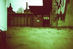 Depot rat. (Markus Moning) Tags: eye film station saint st analog 35mm schweiz switzerland lomo lca xpro lomography rat fuji view cross floor railway bahnhof ground x velvia chrome rats pro depot process lc 50 expired fujichrome gallen processed sankt gall moning groung gterbahnhof markusmoning