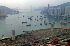 The Rambler Channel Hong Kong City (dcmaster) Tags: china city port boats asia chinese hong kong rambler channel the irban