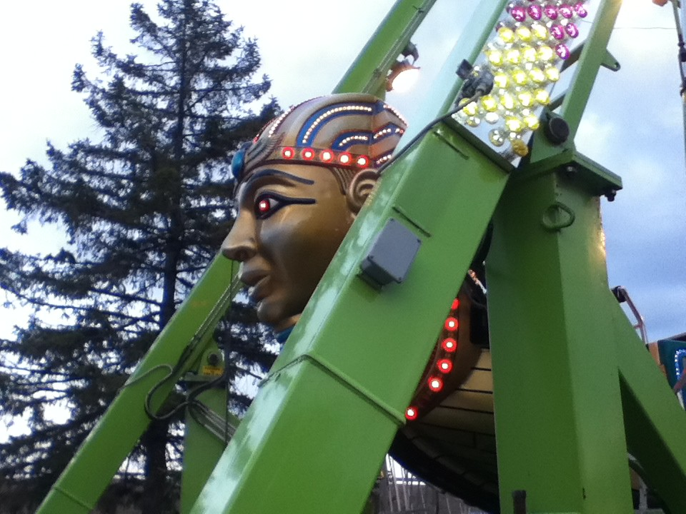 alien abduction ride - photo #34