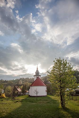 Nová Sedlica Church