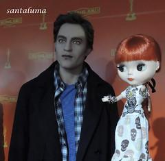 Aisha e Robert vampiro!!