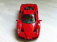 Front angle (Scuderia Phoenicia's Hobby and Die-cast models) Tags: red yellow grey model photoshoot ferrari collection enzo lamborghini lineup murcielago fabbri f50 143 minichamps fxx reventon hachette lp640 altaya 599xx collectionferrarienzo110