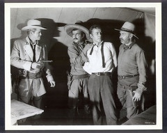 Marauders 1955 Dan Duryea Keenan Wynn Jeff Richards (addie65) Tags: 1955 hat cowboy gun action hollywood 1950s cowboyhat moviescene marauders moviestill jeffrichards hollywoodland classicactor classicfilm classichollywood keenanwynn danduryea classicwesterns deceasedactor