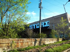 Stori (germanfriday) Tags: street art graffiti detroit artists writers stori detroitgraffiti germanfriday piecesofdetroit