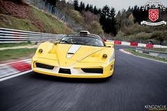 edo ZXX (Keno Zache) Tags: car sport yellow canon eos track power competition automotive ferrari racing enzo luxury edo exotics zr nordschleife nrburgring keno zxx 400d zache